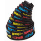 Cinelli Logo Velvet Ribbon Lenkerband schwarz/bunt